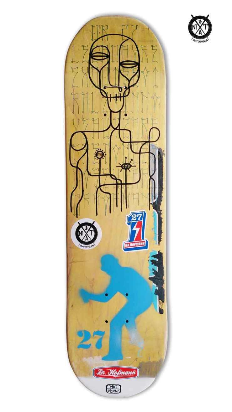 matdisseny skateboard